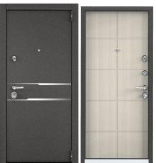 Дверь Super Omega 100 Колоре гриджио SP-17/ПВХ бетон серый SO-HT-1