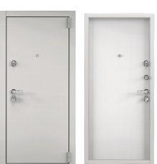 Дверь Super Omega 100 Колоре бьянко/Кт белый глакий