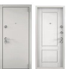 Дверь Super Omega 100 Колоре бьянко/Ст Милк матовый SO-NC-1