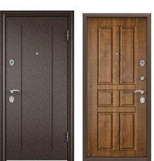 Дверь Delta 100 медь RGSO/КТ дуб медовый D12