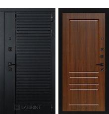 Дверь Лабиринт PIANO 03 — Орех бренди