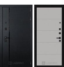 Дверь Лабиринт PIANO 13 — Грей софт