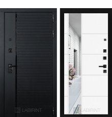 Дверь Лабиринт PIANO 19 — Белый софт