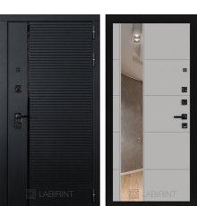 Дверь Лабиринт PIANO 19 — Грей софт