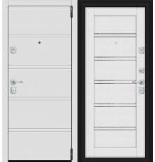 Дверь Браво Porta M 8.Л28  White Stark/Virgin