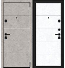 Дверь Браво Porta M 4.4 Grey Art/Snow Art