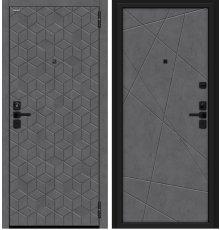Дверь Браво Кьюб Лунный камень/Slate Art