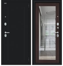 Дверь Браво Флэш Букле черное/Wenge Veralinga