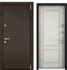 Дверь Torex SNEGIR 55MP S55-NC-1 ПВХ БЕЛ шамбори