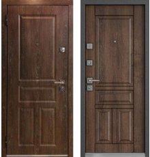 Дверь Mastino Monte Дуб шале морёный фото