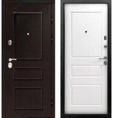 Дверь Снедо Гранд 2К Винорит Венге / Белый матовый