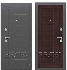 Дверь Bravo Проф Wenge Veralinga/Black Star