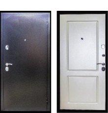 Дверь ZMD Хамелеон Белый шёлк фото