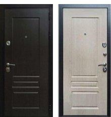 Дверь ZMD Премиум 116 Венге / Сандал светлый фото