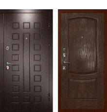 Дверь Luxor-6 Лаура-2 Мореный дуб