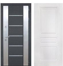 Дверь Интекрон Вельс Белая матовая ФЛ-243-м
