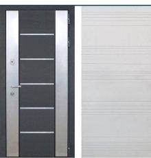 Дверь Интекрон Вельс Белый ясень ФЛ-316