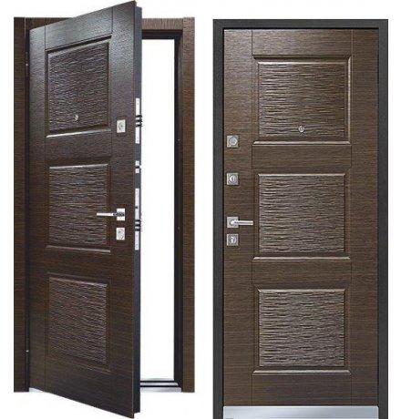 Дверь Mastino Line 3 Венге/Венге фото