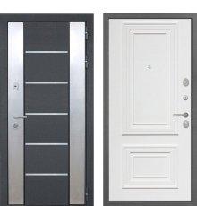 Дверь Интекрон Вельс Сан Ремо 1 RAL 9003