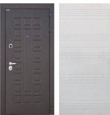 Дверь Интекрон Сенатор Белый ясень ФЛ-316