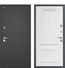Дверь Интекрон Колизей Сан Ремо 1 RAL 9003