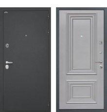 Дверь Интекрон Колизей Сан Ремо 2 RAL 7037