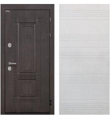Дверь Интекрон Италия Белый ясень ФЛ-316