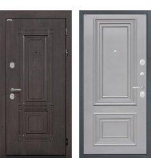 Дверь Интекрон Италия Сан Ремо 2 RAL 7037