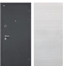 Дверь Интекрон Греция Белый ясень ФЛ-316