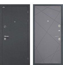 Дверь Интекрон Греция Лучи графит