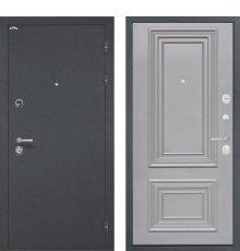 Дверь Интекрон Греция Сан Ремо 2 RAL 7037