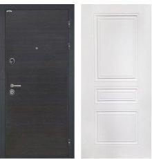 Дверь Интекрон Сицилия Белая матовая ФЛ-243-М