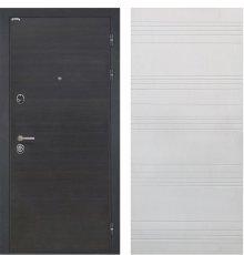 Дверь Интекрон Сицилия Белый ясень ФЛ-316