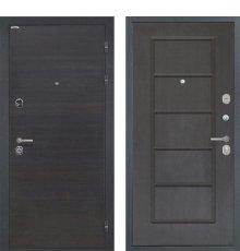 Дверь Интекрон Сицилия Орех премиум ФЛ-39