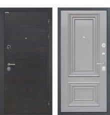 Дверь Интекрон Сицилия Сан Ремо 2 RAL 7037