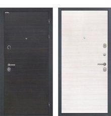 Дверь Интекрон Сицилия Дуб сильвер поперечный