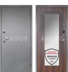 Дверь Аргус 1 Люкс ПРО Милли Коньяк Калифорния / Серебро Антик