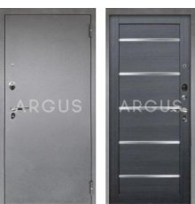 Дверь Аргус Люкс ПРО Александра Лунная Ночь / Серебро Антик