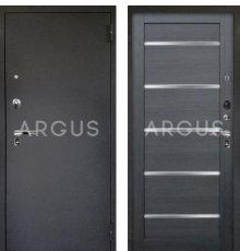 Дверь Аргус Люкс ПРО Александра Лунная Ночь / Черный Шелк